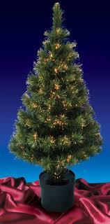 Decorating Breathtaking Fiber Optic Christmas Tree With Sparkling Black Fiber Optic Christmas Tree