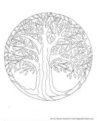 Free Printable Coloring Pages For Adults Mandalas Images Of Spring