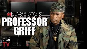 Professor Griff on Getting Kicked Out of Public Enemy for Anti-Jewish  Comments (Flashback) - YouTube