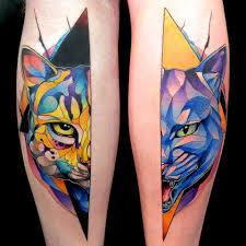 Duza Aka Dusty Brasseur парные тату идеи для татуировок парные