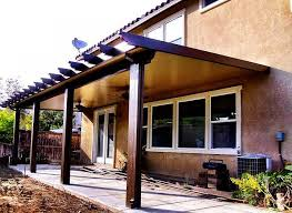 solid patio covers photo gallery