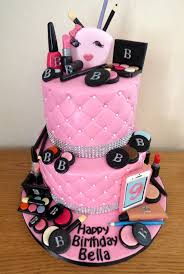 Default sorting sort by popularity sort by average rating sort by latest sort by price: 2 Tier Make Up Themed Birthday Cake Susie S Cakes