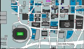 Bank Of America Stadium Parking Lots Tickets In Charlotte