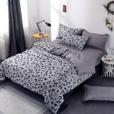 china fashion design grey color leopard