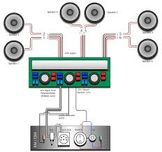 wiring 4 speakers and sub to channel amp wiring diagram local wiring diagram mono amp to sub plus 4 channel amp to speakers wiring wiring 4 speakers and sub to channel amp