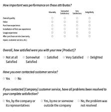Customer Satisfaction Survey Template Excel 12 Free Product Satisfaction Survey Templates For Word