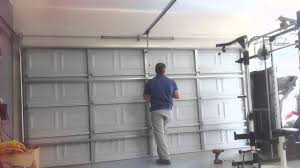 Garage 18 Ft Garage Door Panels Design Ideas Intended O - Fogy.info
