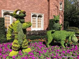 more flower and garden festival fun free with epcot admission