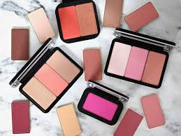 make up for ever artist face color highlight sculpt and blush powder review swatches