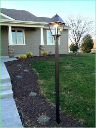outdoor gas lamp post outdoor gas lamp post lighting front yard street light mount repair how outdoor gas lamp post