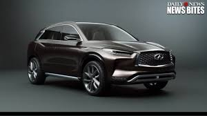 2018 infiniti suv. plain 2018 first look 2018 infiniti qx50 concept previews swoopy production model  with new tech at naias 2017 and infiniti suv