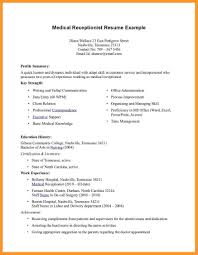 Resume Profile Examples Medical Assistant Resume Examples Resume