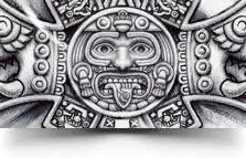 Aztec Tattoo Patterns Extraordinary Gods Archives ₪ AZTEC TATTOOS ₪ Aztec Mayan Inca Tattoo Designs