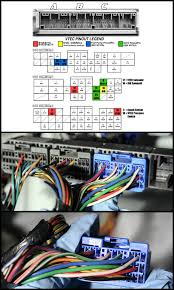 99 00 c131 pinout pin 16 ek9 org jdm ek9 honda civic type r forum 99 00 c131 pinout pin 16