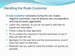 Call Handling Customer Call Handling Skills