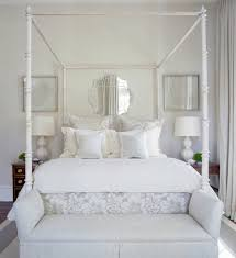 Bedroom Bed Canopy For King Size Bed White Canopy Bed Frame Queen ...