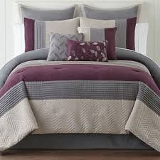 Purple Comforters & Bedding Sets for Bed & Bath - JCPenney & shop the collection Adamdwight.com