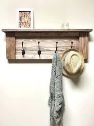 Wall Mounted Coat Rack Home Depot Gorgeous Decorative Wall Mounted Coat Racks Rack Home Depot Cool Amazing