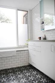 black and white tile floor patterns. Simple Black Image Credit Adrienne Breaux And Black White Tile Floor Patterns T