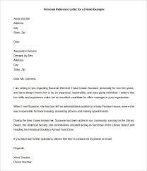 free personal letterhead personal letterhead templates capable portrait reference letter for