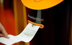 Vending Machines Auckland New Vending Machines Dispense Short Stories To Bored French Commuters