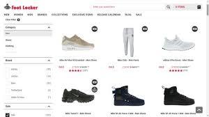 Foot Locker Size Chart Clothes Foot Locker Student Discount 10 Unidays Code 50 Sale