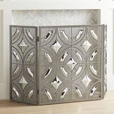 beautiful decorative fireplace covers for your electric fireplaces fireplace screens pier1