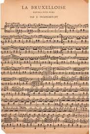 printable vintage sheet music printable sheet music diy project cute desk sheet music
