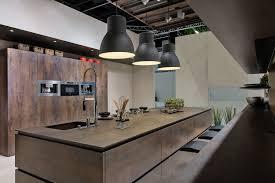 Cuisine Style Design Industriel Idéal Pour Loft Ou Grande Maison