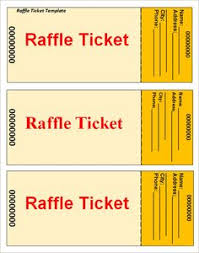 Raffles Tickets 38 Best Raffle Tickets Design Images Ticket Design Templates
