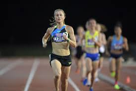 stanford alum jessica tonn won the invitational 10 000 photo by kirby lee image of sport