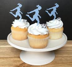 Edible Soccer Ball Cake Decorations Soccer Party Edible Paper Cupcake Toppers Soccer Soccer balls 25