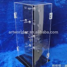 Acrylic Necklace Display Stands Rotating Acrylic Jewelry Display Stand Rotating Acrylic Jewelry 98