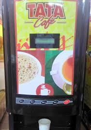 Tata Tea Vending Machine New Tea And Coffee Vending Machines Kolkata Tea And Coffee Vending