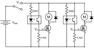 build a zippy line following robot bluebot project 3 circuit diagram for line following robot