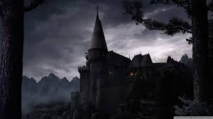Fantasy girl, angels and fantasy landscape wallpapers for android, iphone x and desktop. Dark Castle Wallpapers Top Free Dark Castle Backgrounds Wallpaperaccess