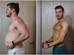 This Incredible Time Lapse Video Shows A Mans 42 Pound