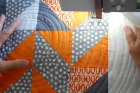 Quilting Concentric Circles Tutorial | blooming poppies & So ... Adamdwight.com