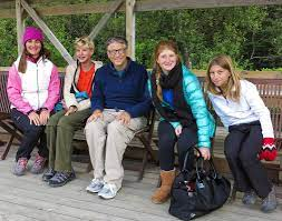 Do Bill And Melinda Gates Have Children? - Todayuknews