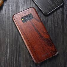 protective wood case for samsung galaxy s9