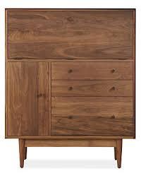 office armoire. Modren Armoire Grove Modern Office Armoire  Storage  Furniture Room U0026 Board Throughout