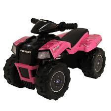 polaris pink hd camo scrambler atv tek nek toys tek nek toys