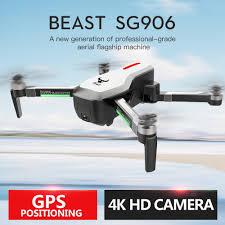 <b>2019 NEW</b> SG906 GPS 5G WIFI FPV <b>RC Drone</b> 4K Selfie Drones ...