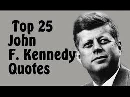 Jfk Quotes Unique Top 48 John F Kennedy Quotes The 48th President Of The United