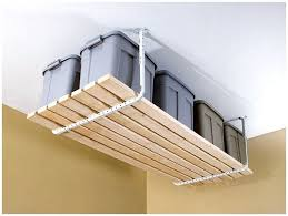 1000 ideas about garage ceiling storage on diy all intended for overhead design 17