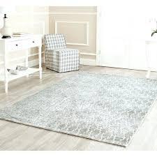 gray rug for nursery layered rugs grey elephant