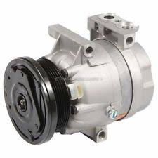car air conditioning compressor. brand new genuine oem delphi ac compressor \u0026 a/c clutch for gm cars and car air conditioning