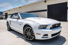 ford mustang 2014 convertible. Exellent Ford 2014 Ford Mustang Convertible Side Sport Graphic Brushed Black For