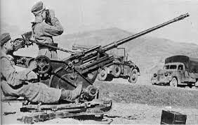 German Anti-aircraft Flak