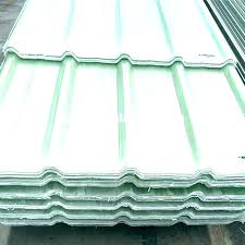 corrugated polycarbonate roof panel clear panels roofing pergola installation